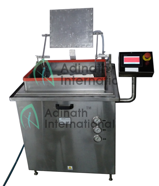 Ampoule Vial Jet Washing Machine – Ampoule Washing Machine, Vial
